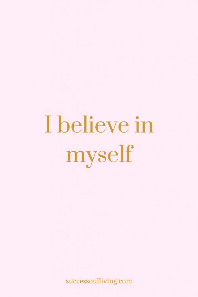 Personal Development Affirmations - Success-soul® Living