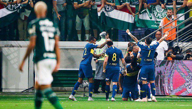 ريال مدريد ينتظر أحد قطبى الكرة الأرجنتينية في كأس العالم للأندية حسم نادي بوكا جونيورز الأرجنتيني بطاقة التأهل الثانية إلى نهائي كأس سبورت 360 Dresses