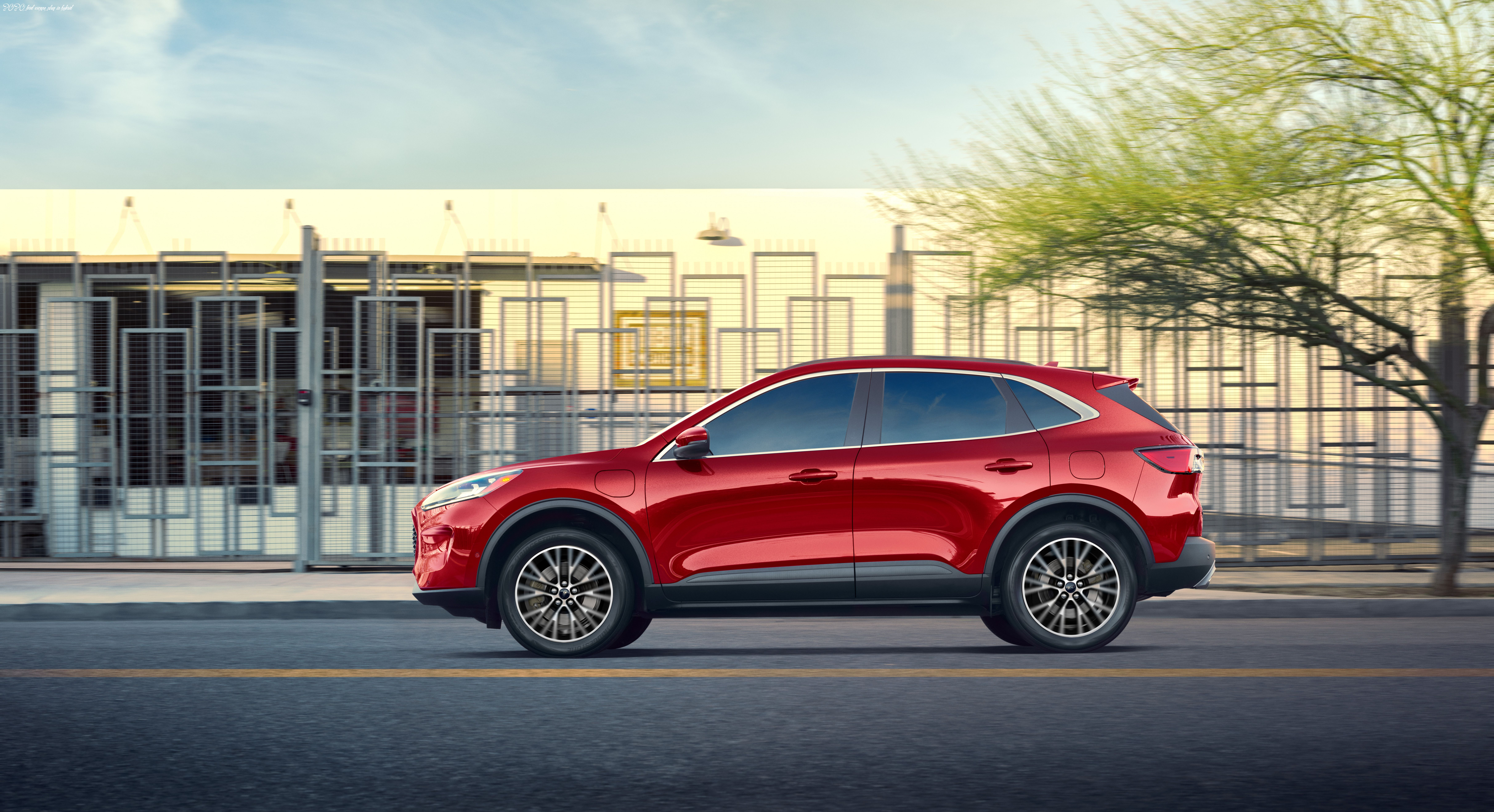 2020 Ford Escape Plug In Hybrid In 2020 Ford Escape Hybrid Car Suv