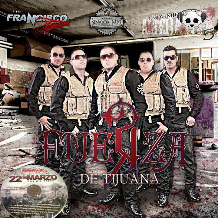 Fuerza De Tijuana Disco Promocional @Las Pulgas [EXCLUSIVO] : Norteño 2013 - Sinaloa-Mp3