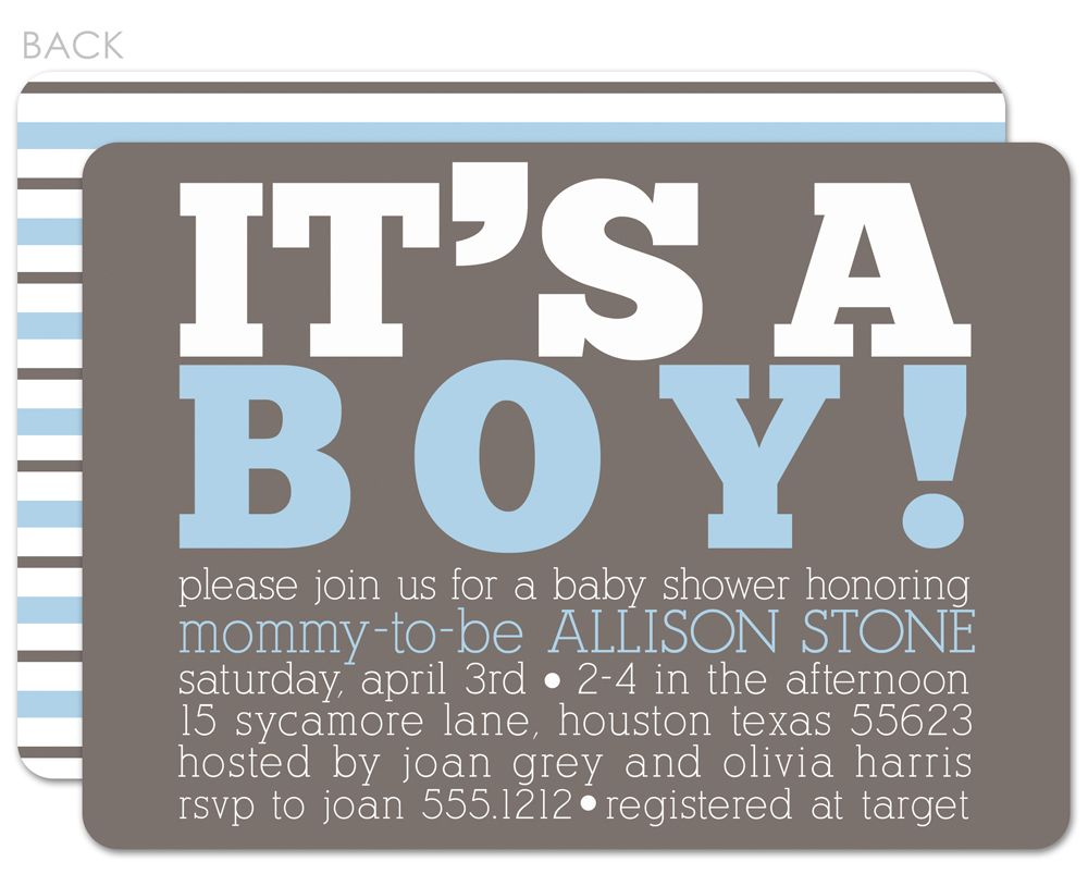 click to enlarge | Baby Shower ideas | Pinterest | Boy baby showers ...
