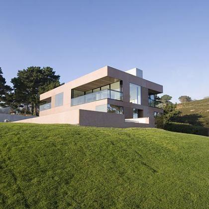 Precast Concrete Steel Modern House Design   Home Design Ideas