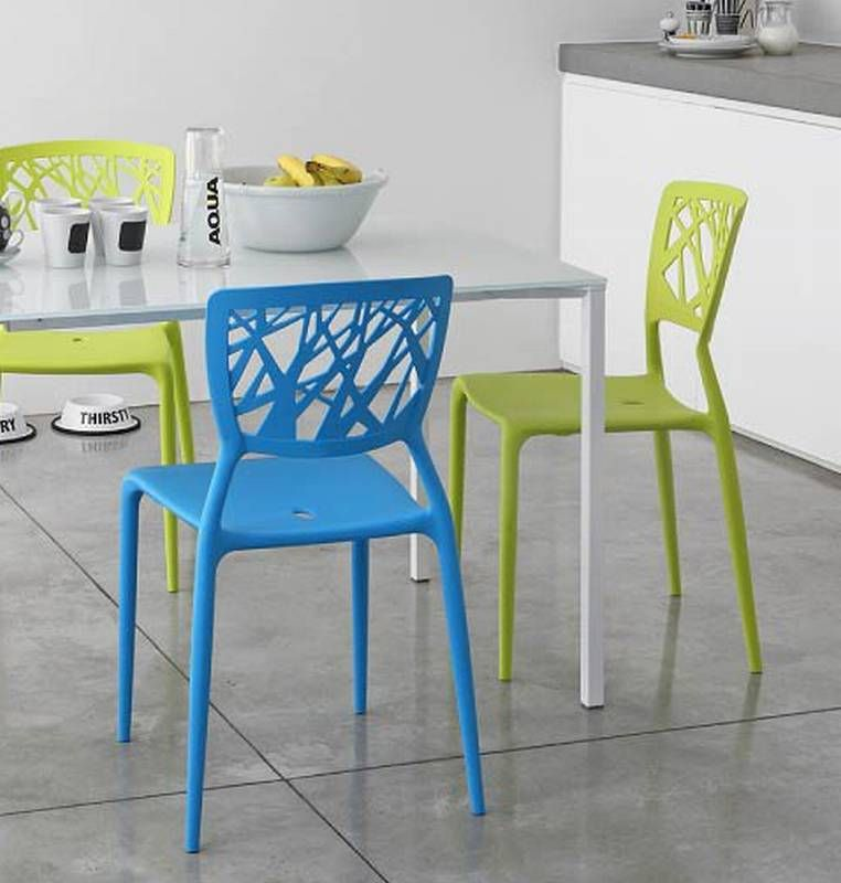 Bonaldo Viento Plastic Chair Contemporary Dining Room Furniture Ultra Modern Contemporary Dining Room Furniture Stackable Dining Chairs Furniture