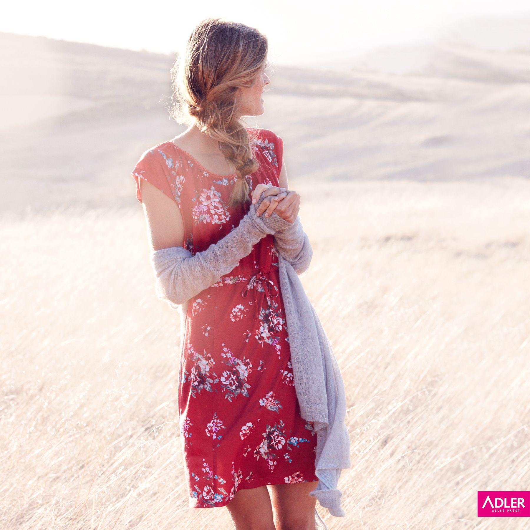 Romantisches Sommerkleid My Own Adler Summer Time Adler Adlermode Summertime Dress Summer Damen Kleider Festlich Kleider Damen Kleid Mit Armel