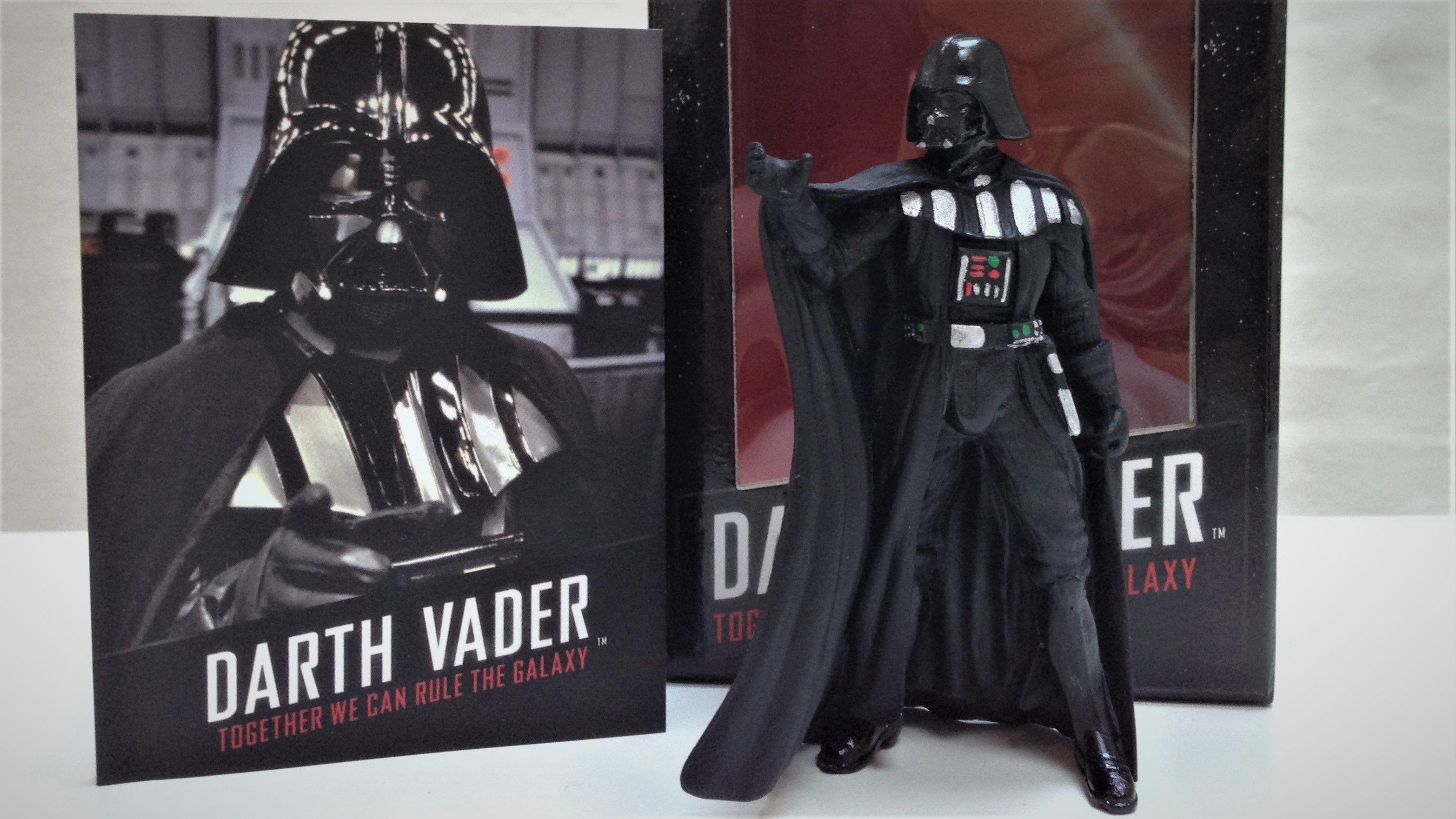 Star Wars - Darth Vader in a Box - Chronicle Books - Plusbog.dk - Fiktion & Kultur - Star Wars-figur - Darth Vader - Dart Vader quotes citater (7)