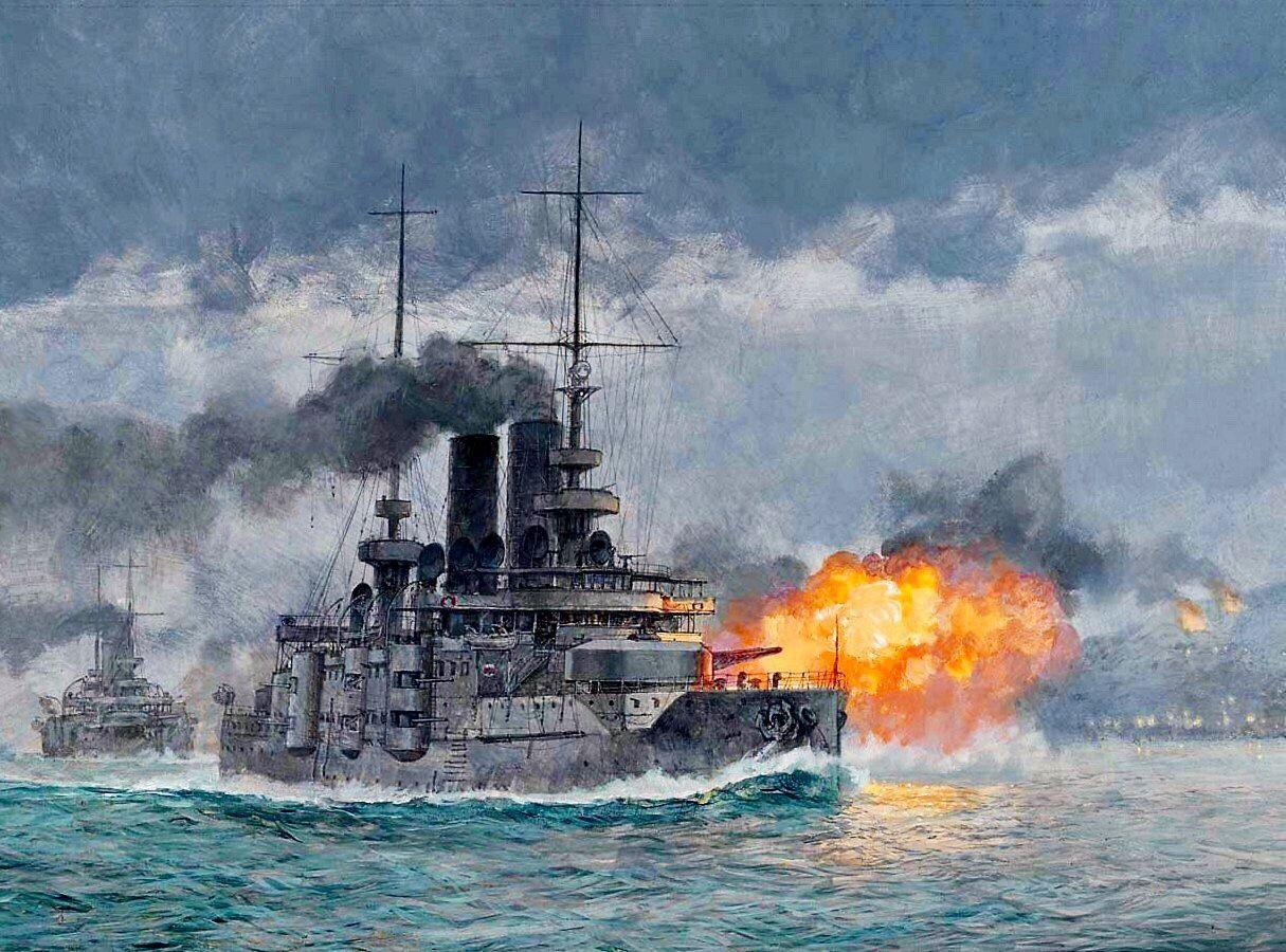 нас картинки крейсеров первой мировой красивое изделие