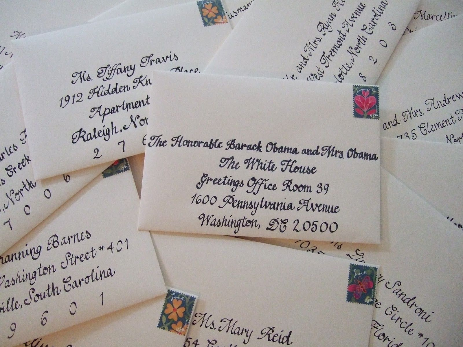 When Do You Send Invitations For Wedding: Send A Wedding Invitation To The President & You'll