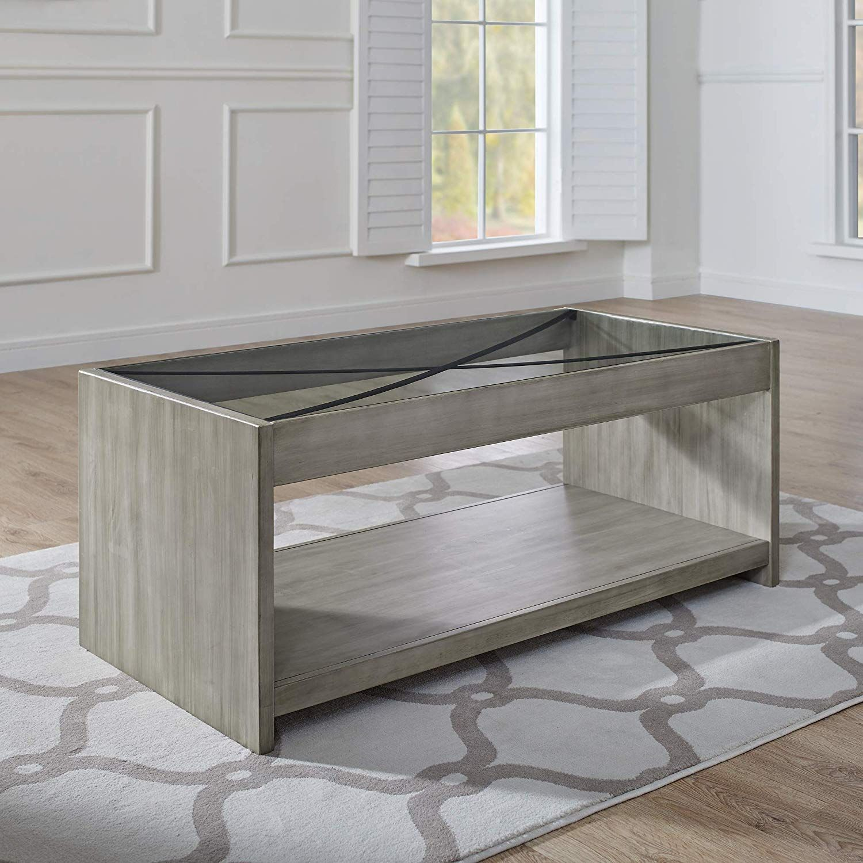 Coffee Table Coffee Table Solid Wood Coffee Table Glass Top Coffee Table [ 1500 x 1500 Pixel ]