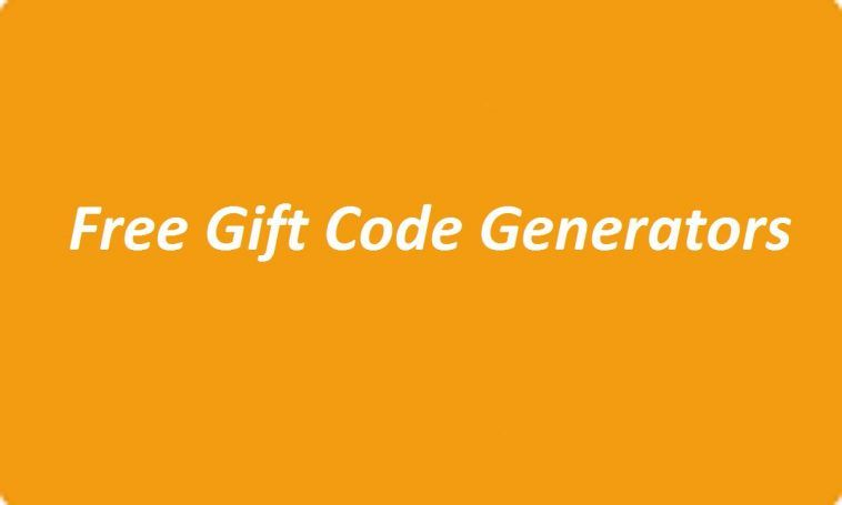 Multiple Giftcard Generator 2 0 Free Gift Card Generator Gift Card Generator Free Gift Cards