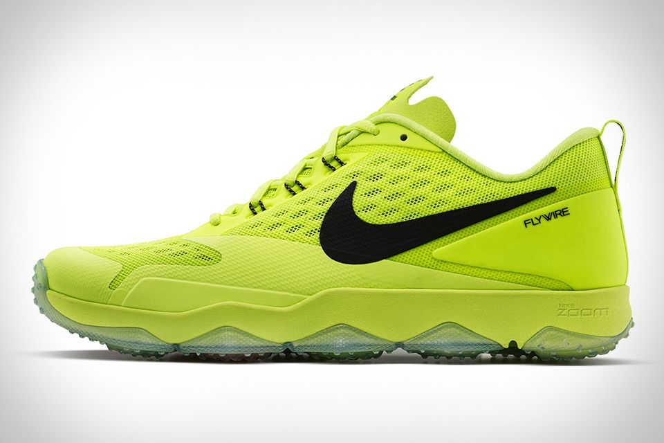 Nike remains at the forefront of cross training footwear with the Zoom  Hypercross Trainer. The