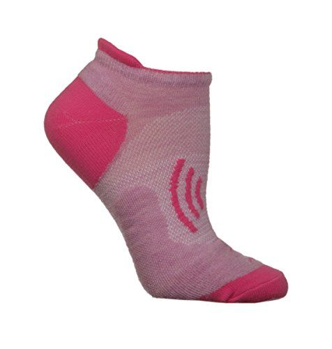 CSI Shockwave Extrafine Merino Wool Tab RunningHiking Socks Made In the USA * Check out this great product.