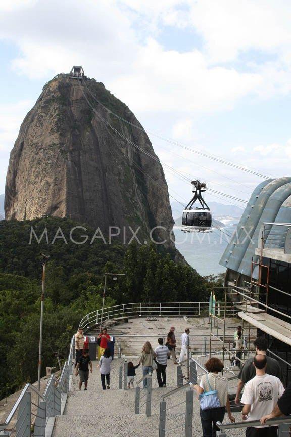 Rio de Janeiro, Brasil #Paõ de Açucar IMG_4387 Magapix