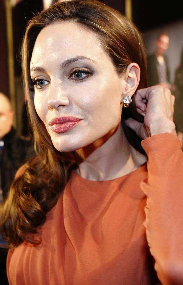 Angelina Jolie is a Plastic Surgery