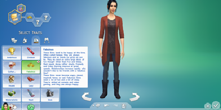 Mod The Sims - Fabulous - A Sims 4 Custom Trait | ::The Sims