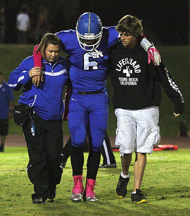 Concussion safety in football Local player talks about