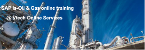 We are here to give you affordability of Course fee with the Best SAP IS-OIL and GAS Online Training is valuable for beginners from varied academic backgrounds.Attend SAP is oil and gas online training from your place according to your flexible timings. Mail:- trainings.vtech@gmail.com Phone India:- 09642981112 USA :- 518 328 9106