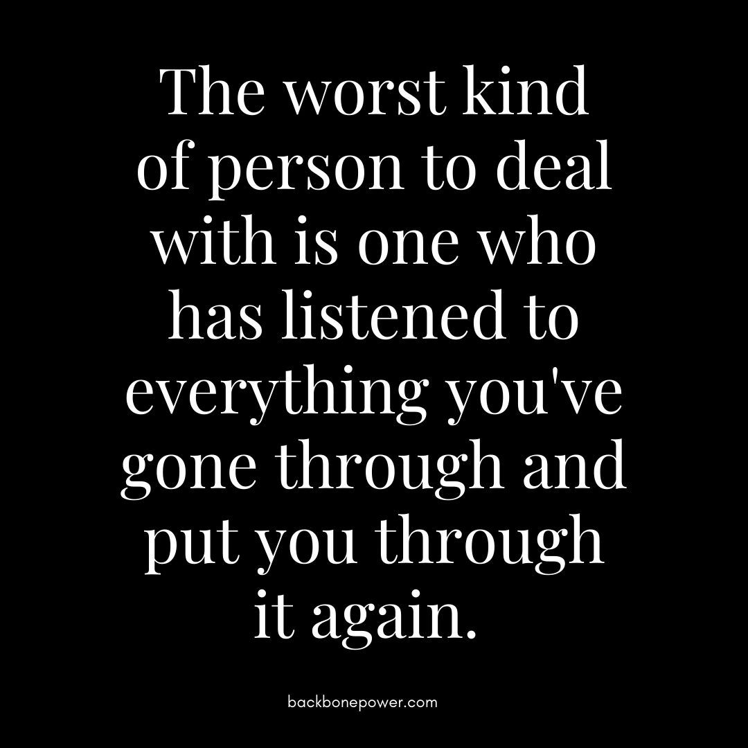Worst People