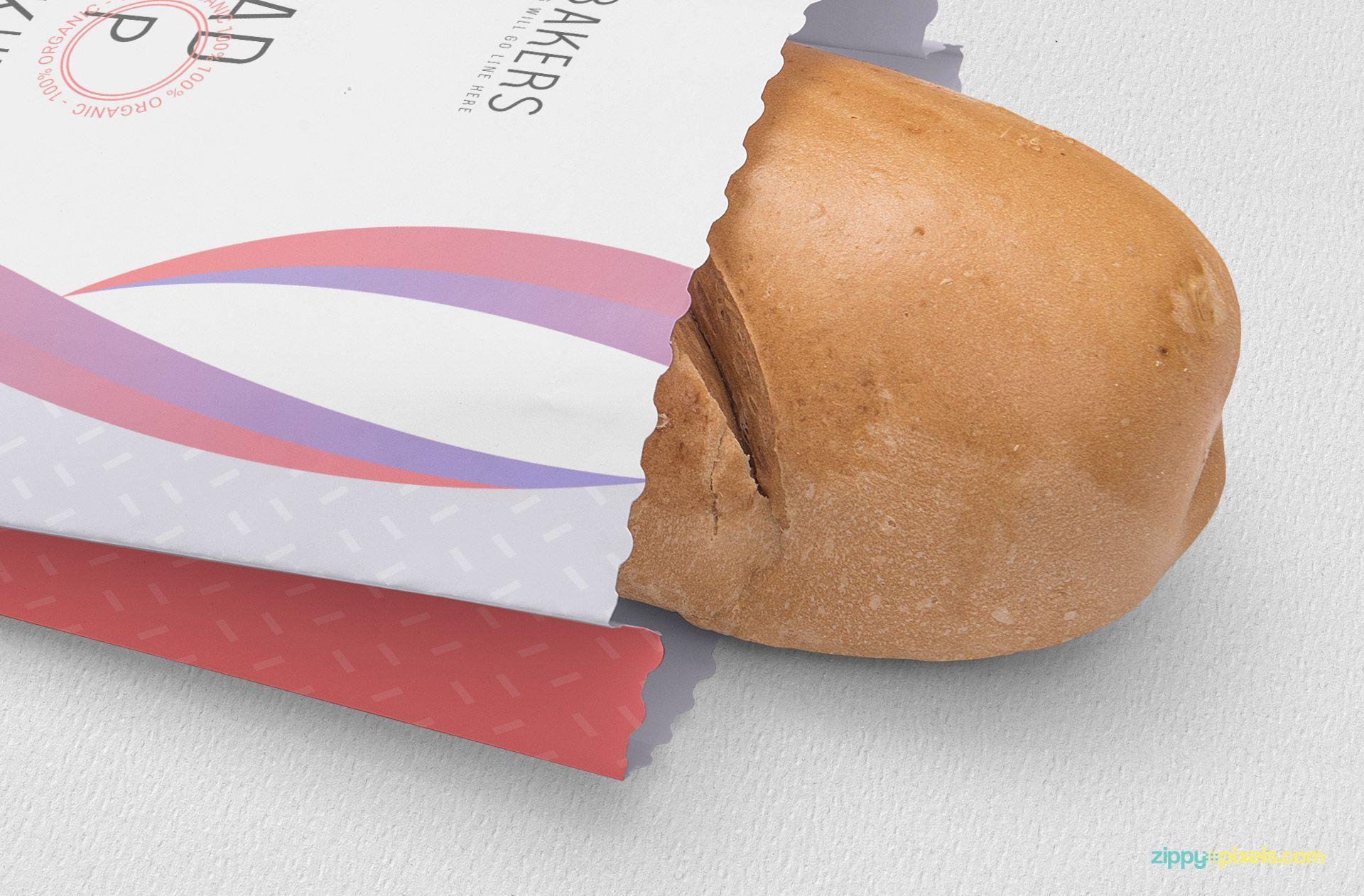 Download Free Bread Packaging Mockup Zippypixels Bread Packaging Packaging Mockup Mockup Psd