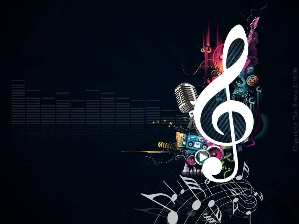 Musical Notes HD Wallpapers Backgrounds Wallpaper