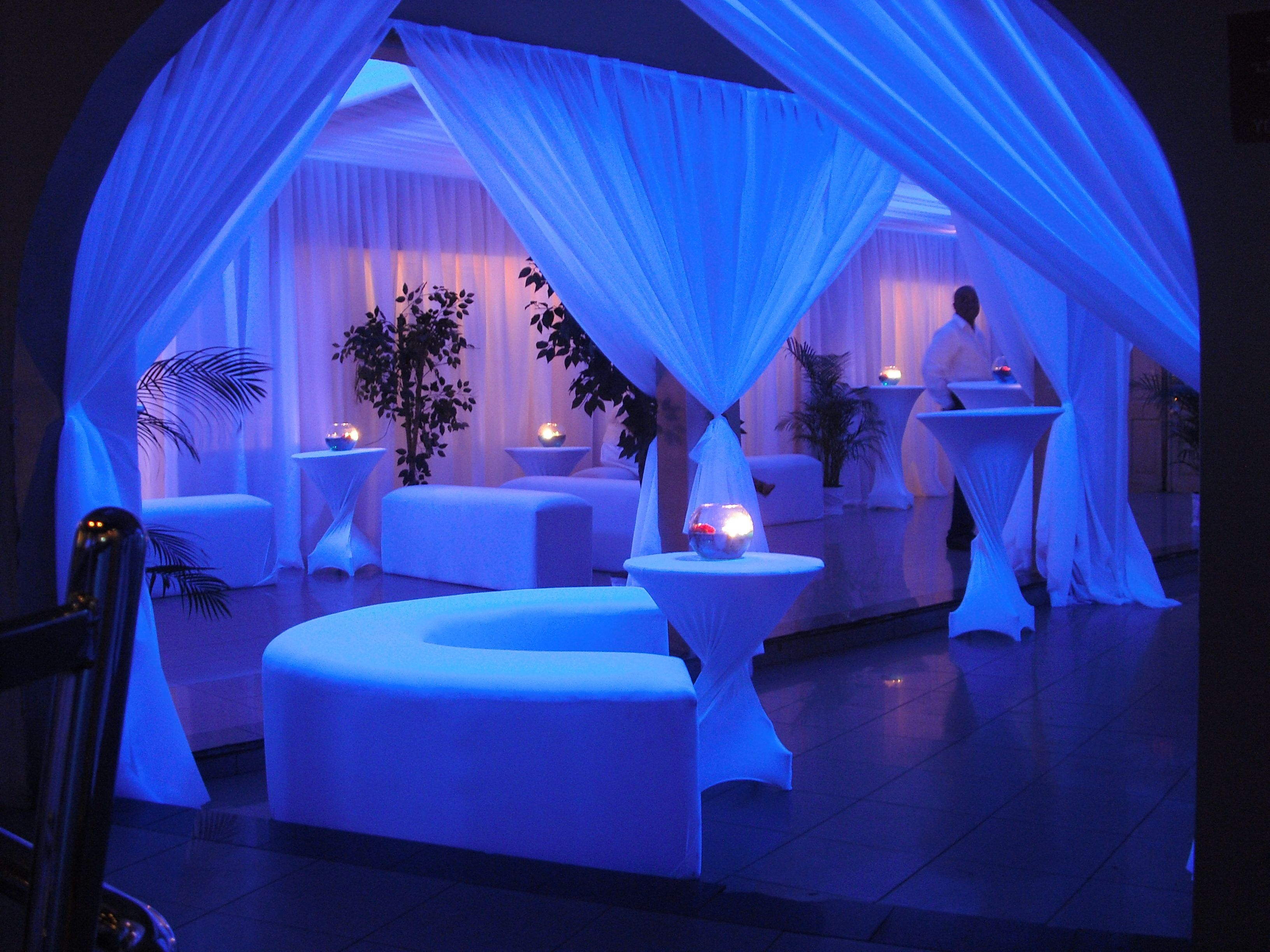 Waterfalls Limited. Exquisite decor complemented by some of the most delectable dishes.
