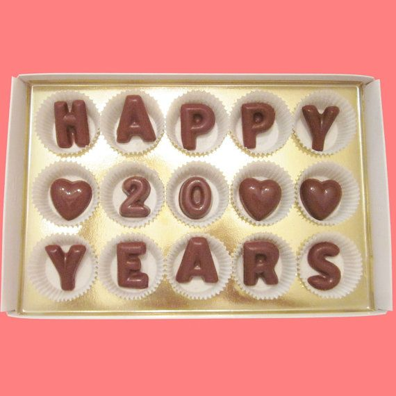 20 Year Wedding Anniversary Gift Ideas: 20 Years Anniversary Gifts For Couple 20th Wedding