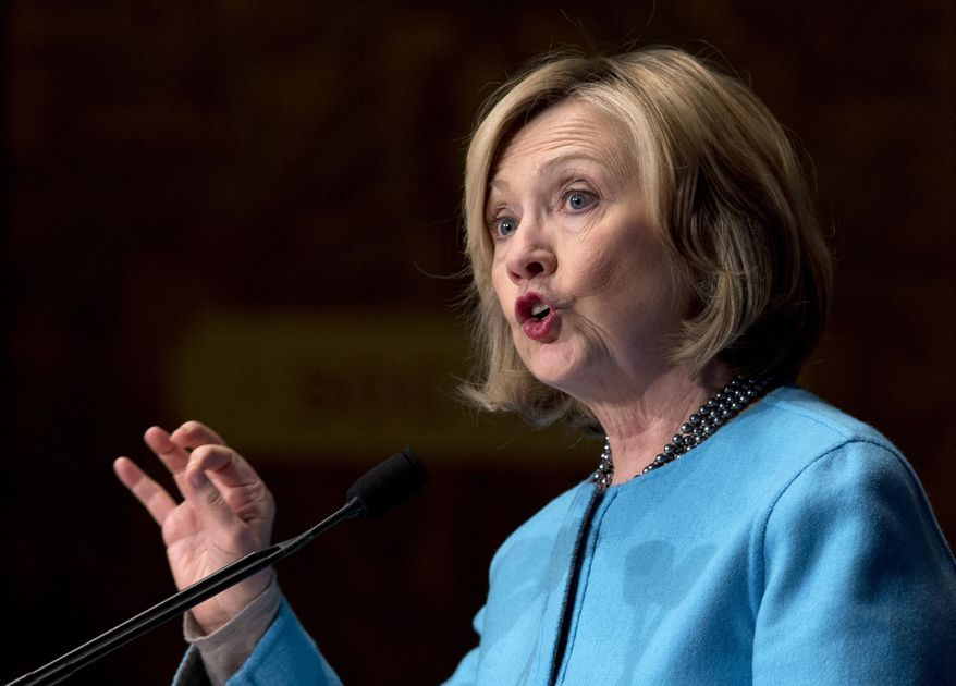 Hillary #Clinton, as senator, paid #women 72 cents on every dollar paid to men: report - http://bit.ly/1zzNhDB