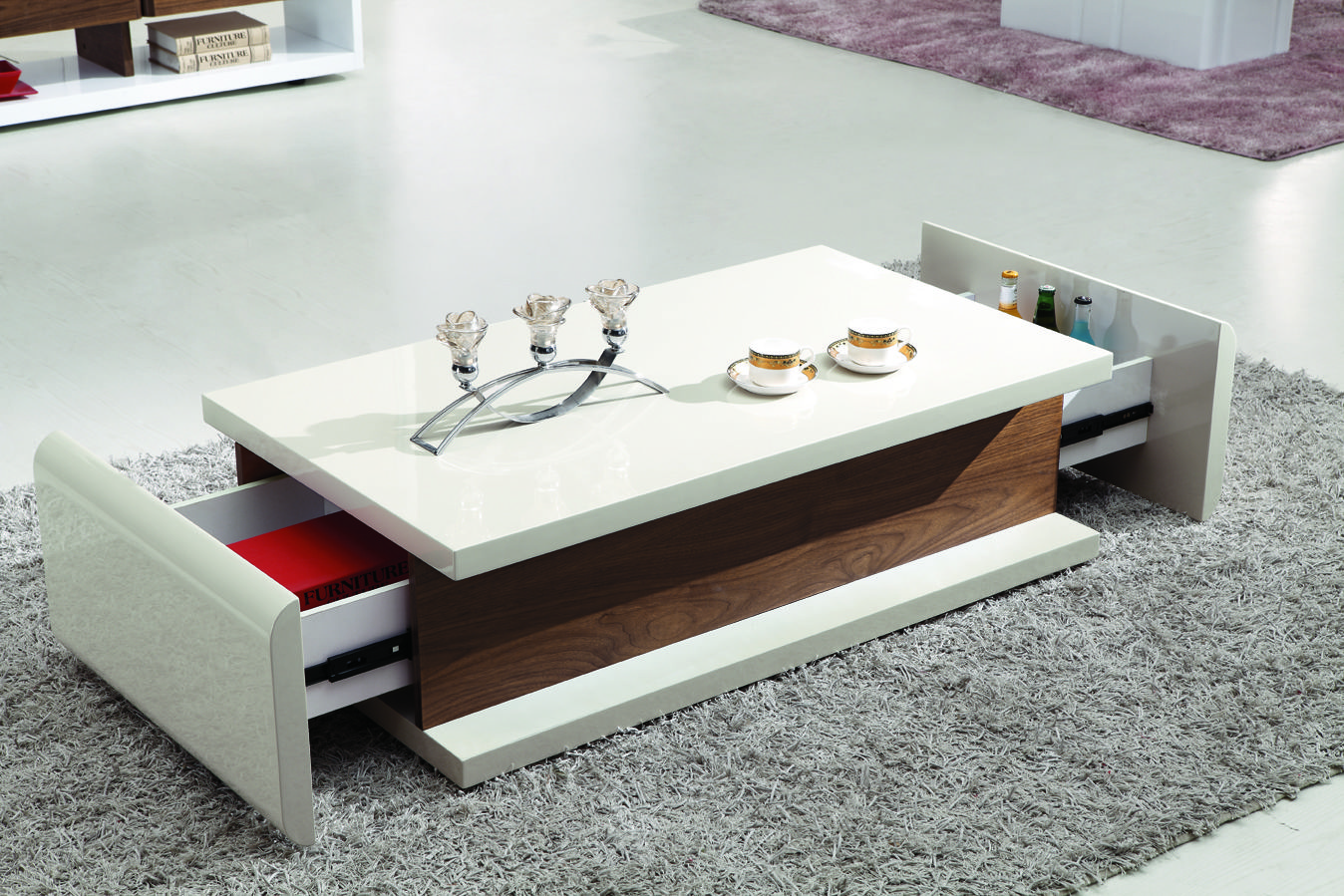 Coffee Table D812 Sofa Table Design Modern Dining Table Center Table Living Room