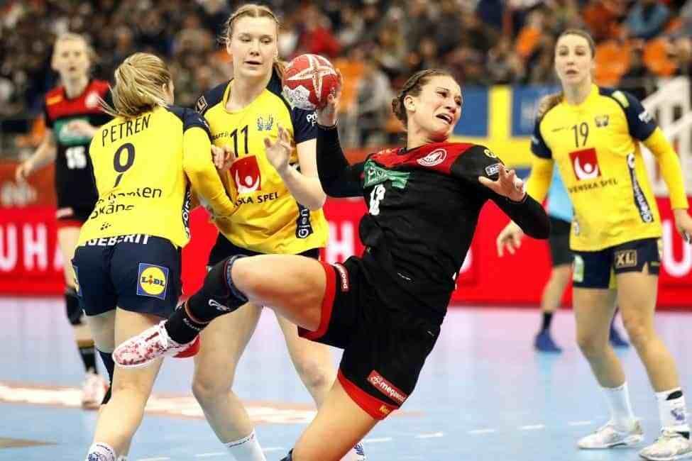 Handball Frauen Em 2019 übertragung