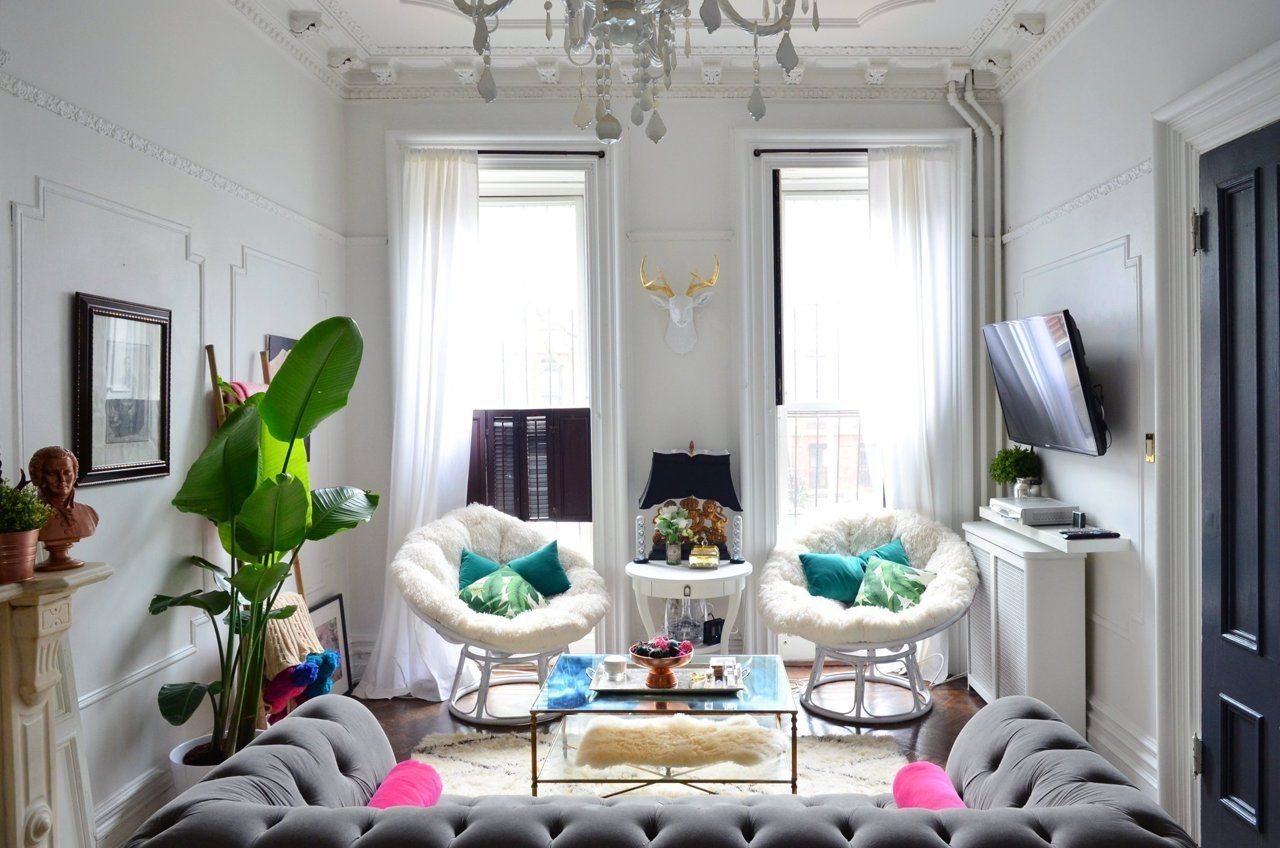 Jae Devin S Labor Of Love In Brooklyn Video House Tour Apartment Therapy