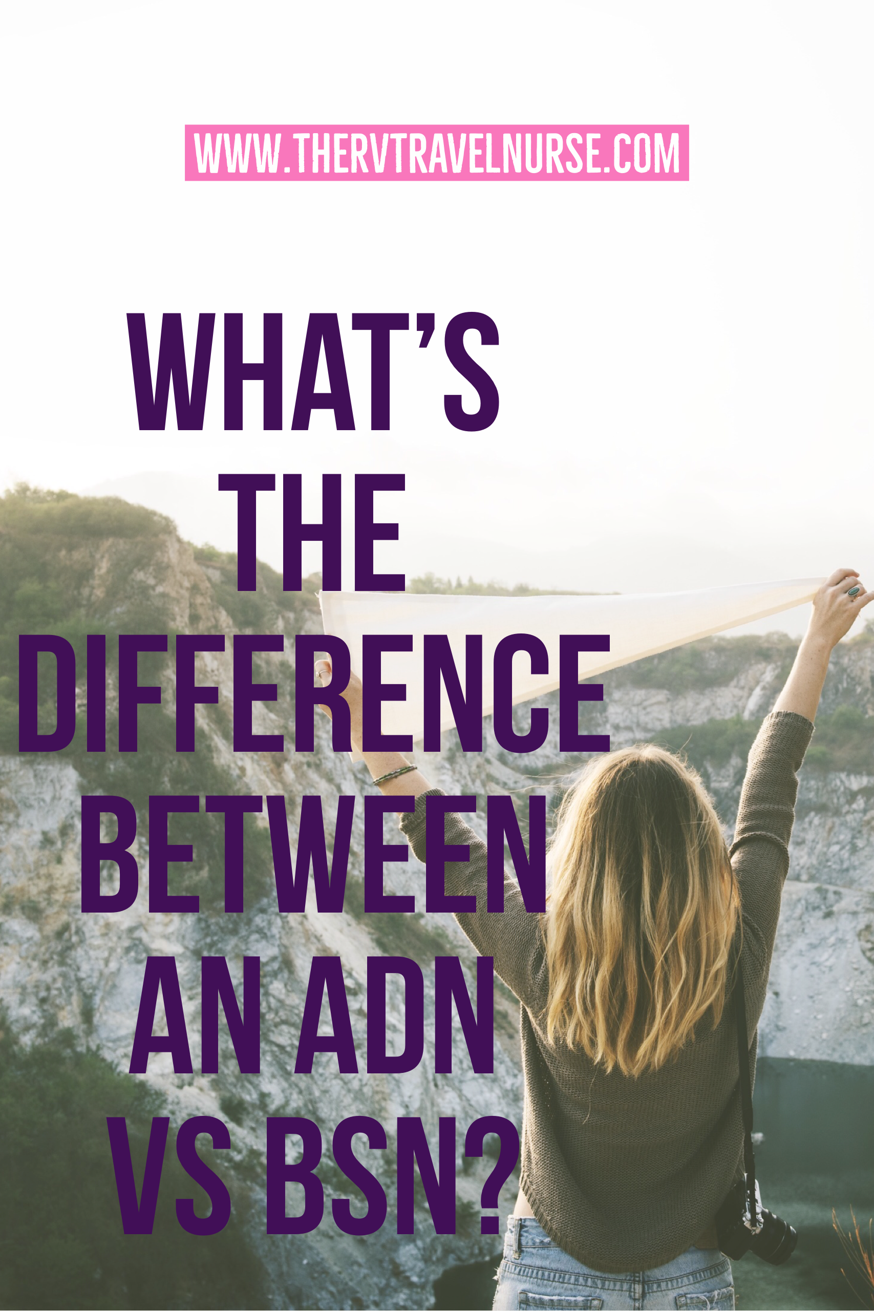 what is the difference between rn and bsn nurse