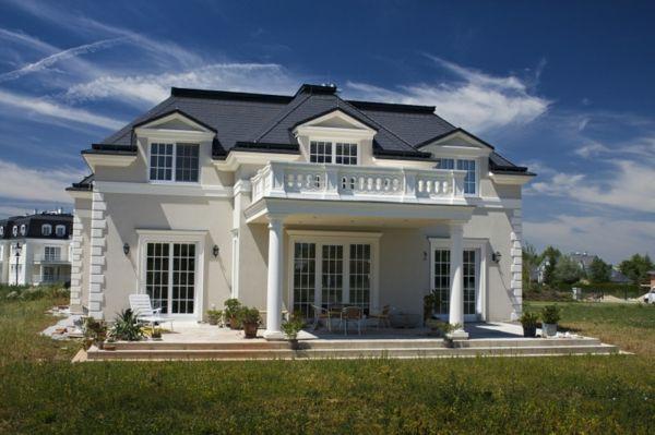 Fesselnd Haus Bauen  Auffallende Ideen Für Außen Und Innenarchitektur