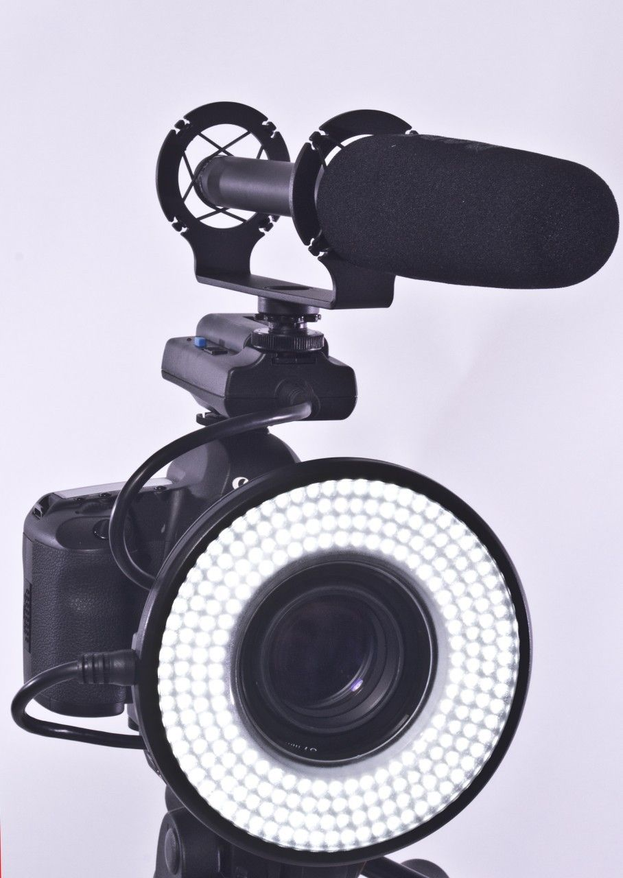 Stl 232r Dslr Rig Light Easy Dinner Recipes Dslr Beauty Ring Light
