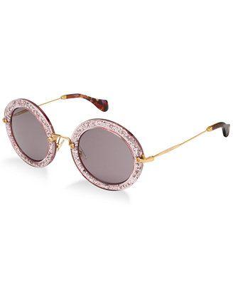 Miu Miu Sunglasses, MIU MIU MU 13NS