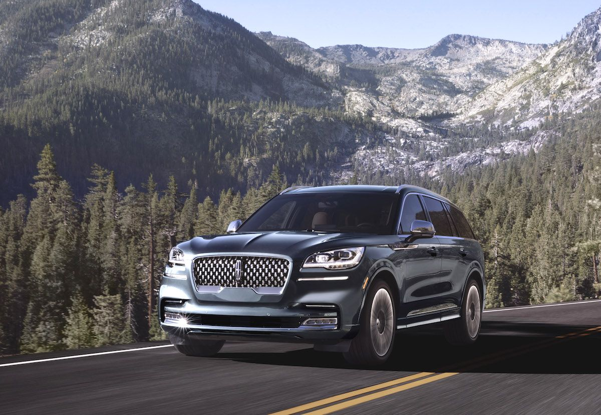 World Debut 2020 Lincoln Aviator Preview Lincoln