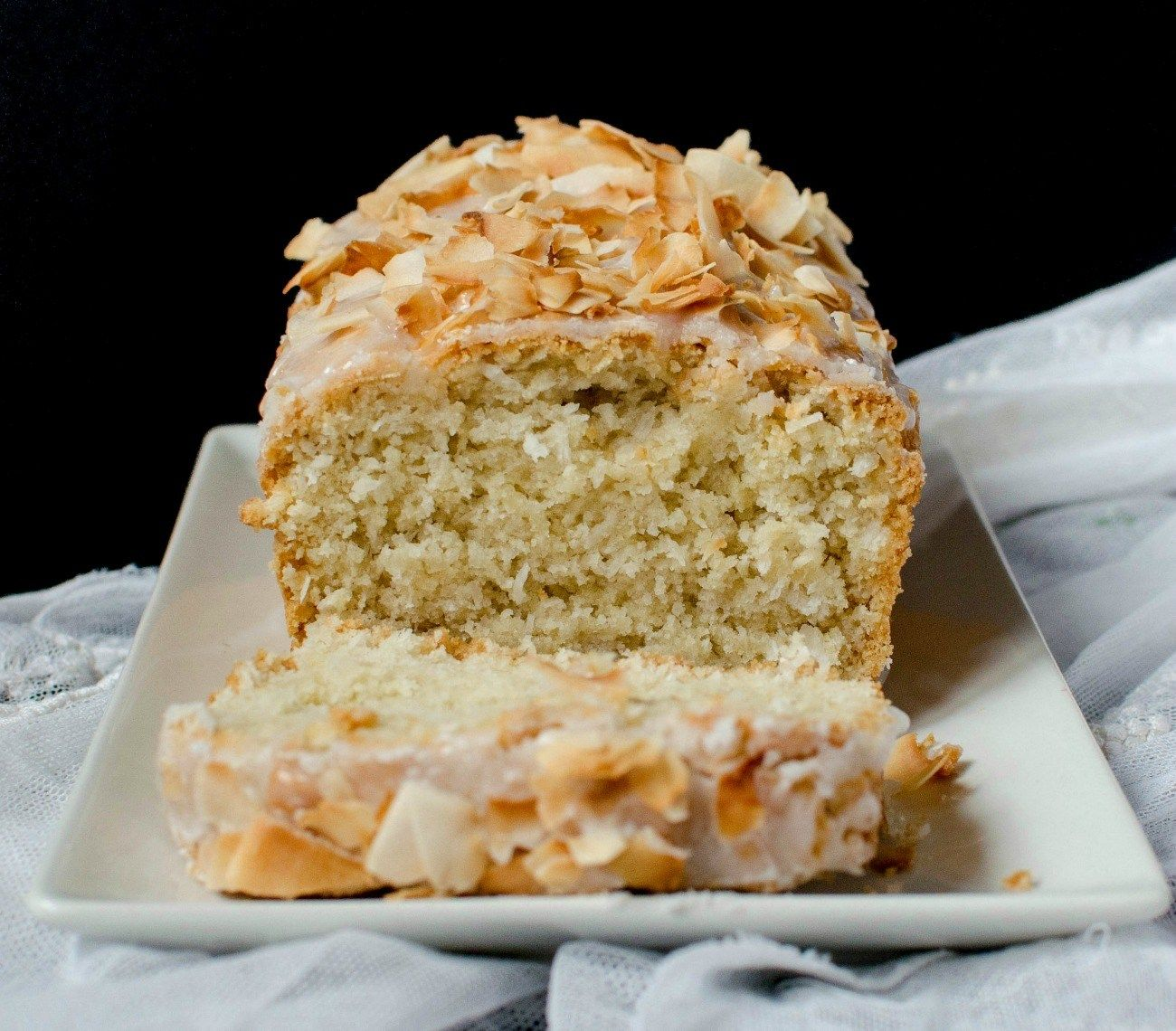 Vegan Coconut Loaf Cake Recipe With Images Vegan Coconut Cake Coconut Loaf Cake Vegan Bakery
