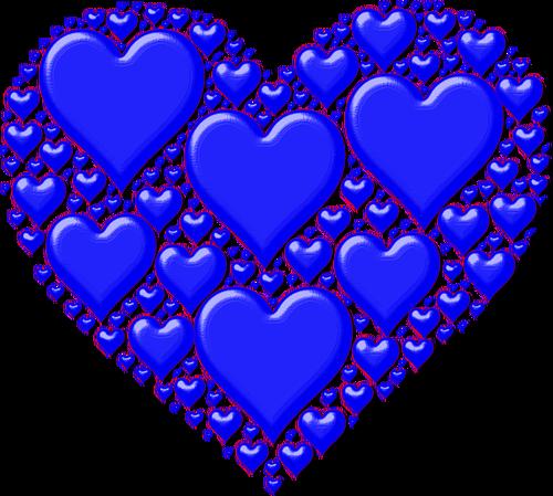 Resultado De Imagen Para Corazones Azules Brillantes Love Heart Emoji Heart Emoticon Blue Heart