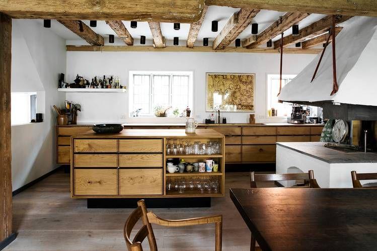 Nomas René Redzepi Finally Comes Home Wsj Real Estate Kitchen