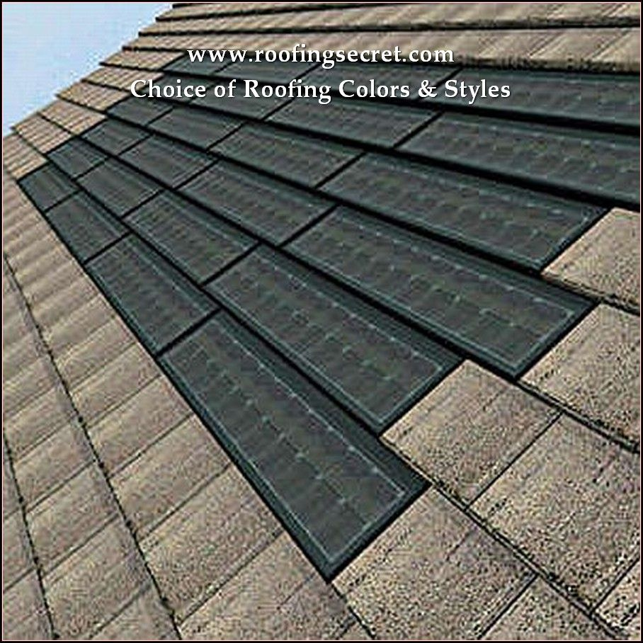 Factors To Consider When Replacing Roofing Solar Shingles Solar Roof Solar