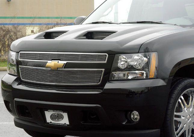 Keystone Restyling Good Hood Ram Air Dual Scoop Hood Truck