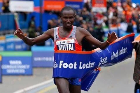 "Mutai!! Marató de Nova York 2013,  2h 08' 24"""