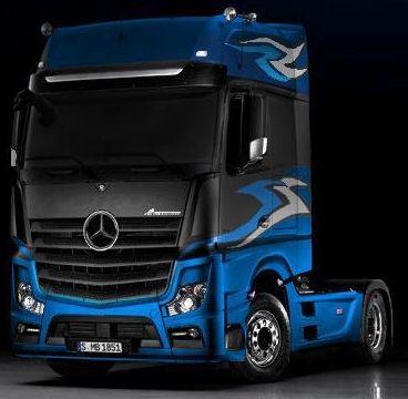 120 大卡车 Ideas Trucks Big Trucks Mercedes Benz Trucks