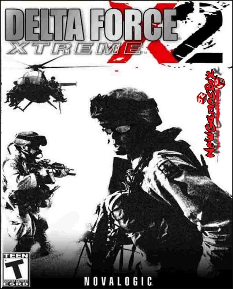 Delta Force: Xtreme 2 PC Game Free Download Full Version