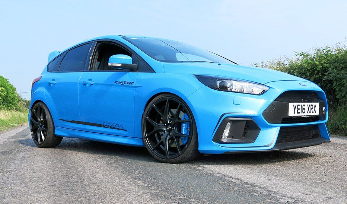 Pumaspeed Special Edition Eibach Lowering Springs Mk3 Focus Rs