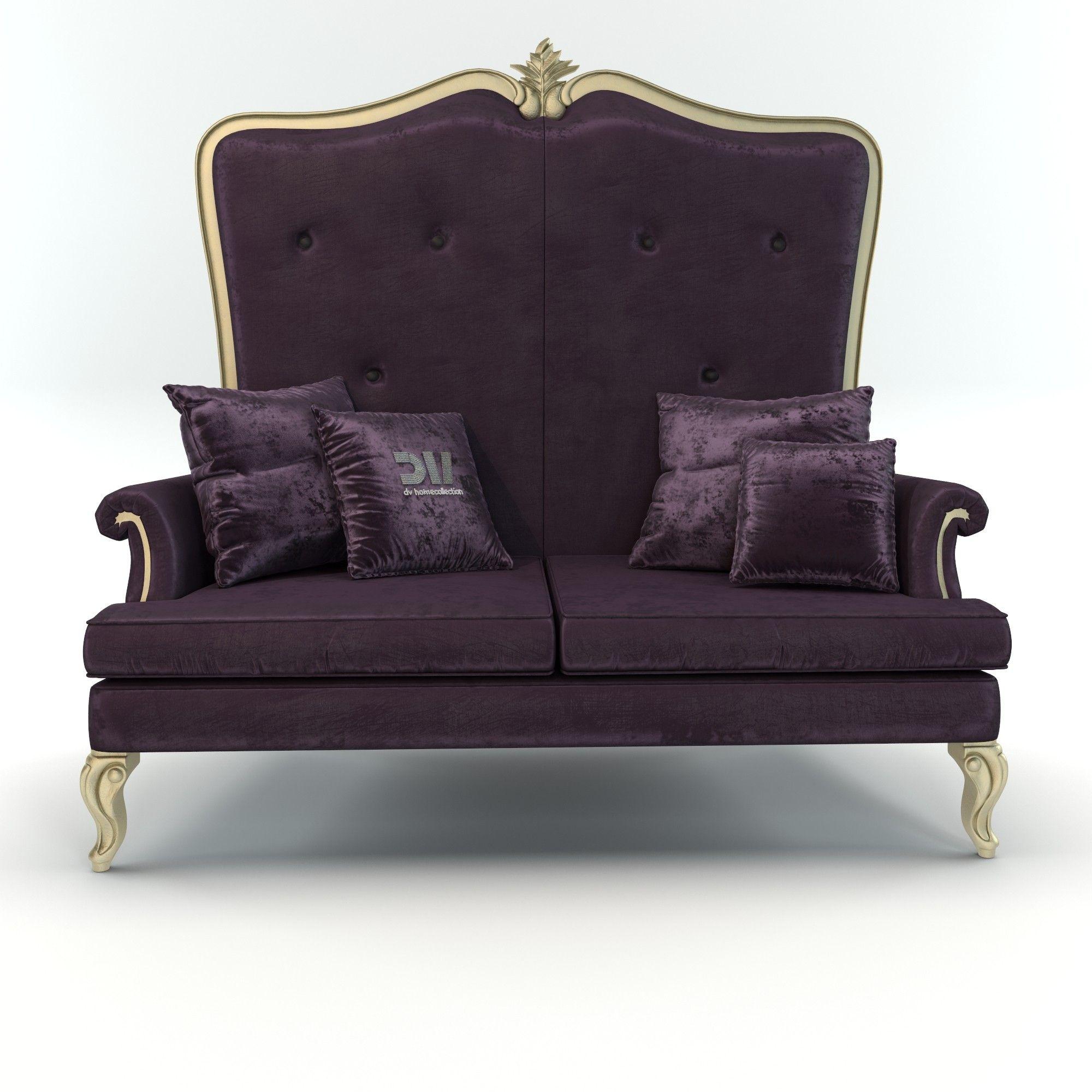 Elegant Italian Furniture royal classic elegant italian vogue sofadv home collection. 3d
