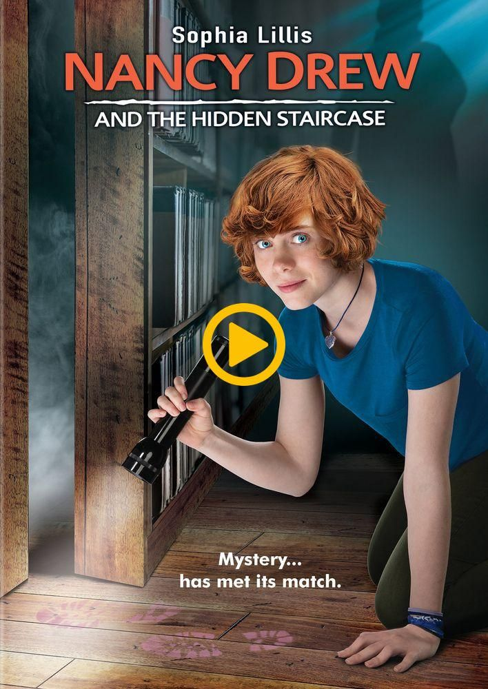 Nancy Drew and The Hidden Staircase [DVD] [2019