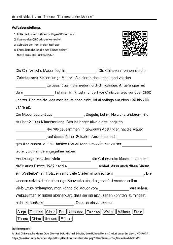 Beste Freie Schule Arbeitsblatt Zeitgenössisch - Mathematik ...