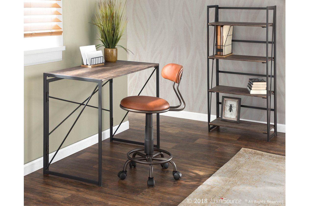Steel Bookcase   Ashley Furniture HomeStore
