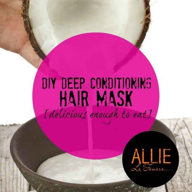 This conditioning hair treatment along with 23 other DIY hair treatments will make your hair, scalp, and your wallet happy.