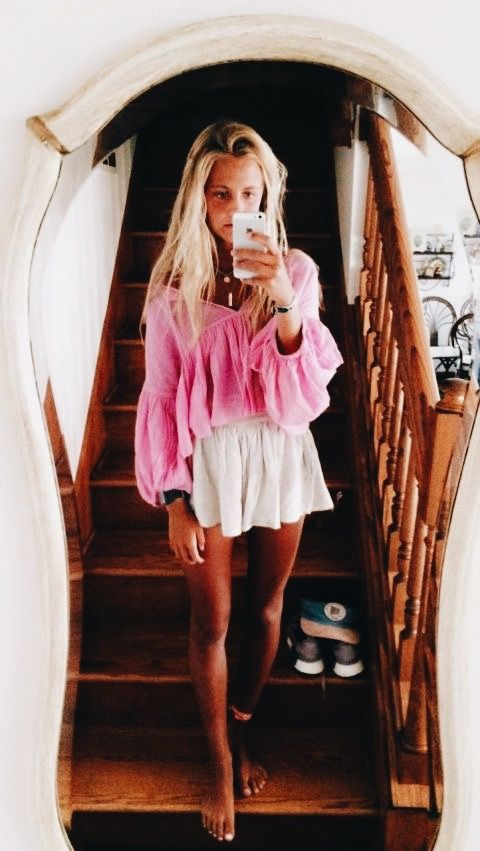 Summer outfit || VSCO outfit