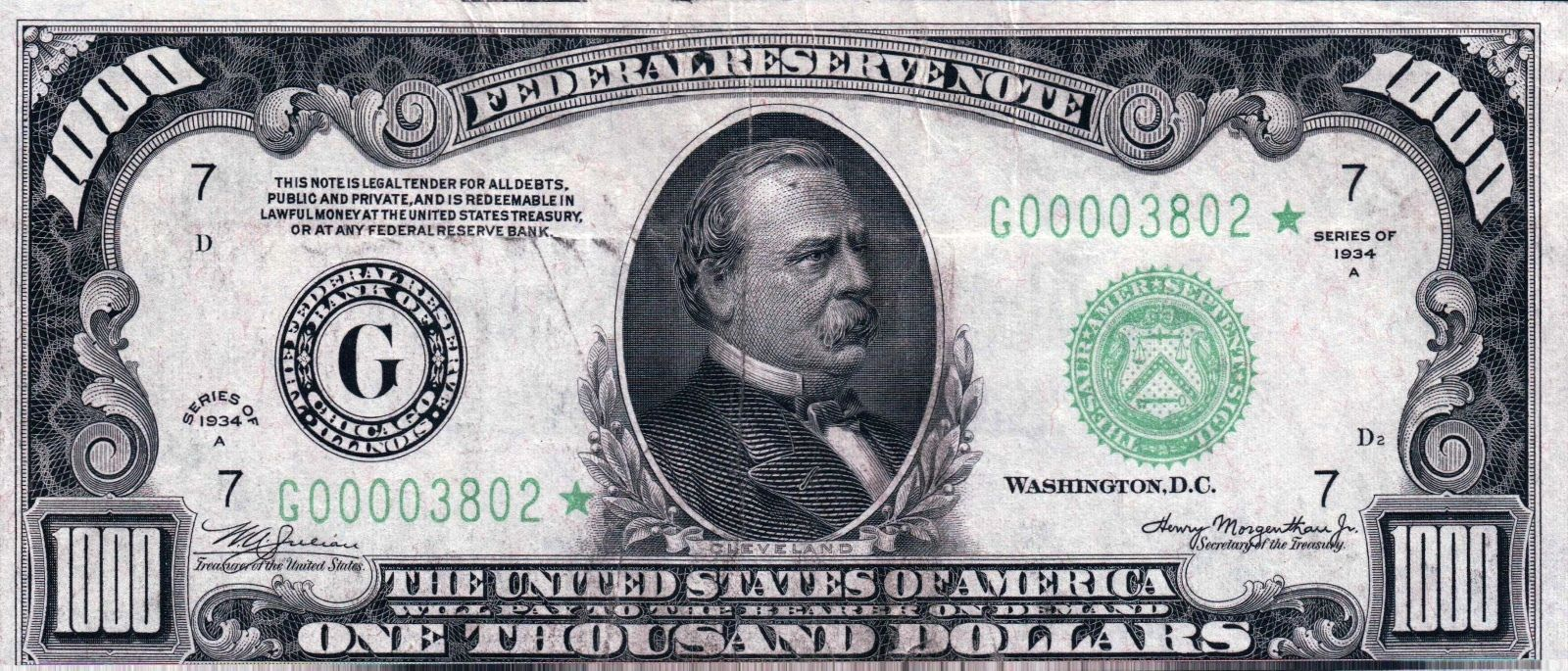 Set Of 1934 500 And 1000 Star Notes Don T Miss This Spectacular Offer Pmg Ebay Cleveland Amerika Para